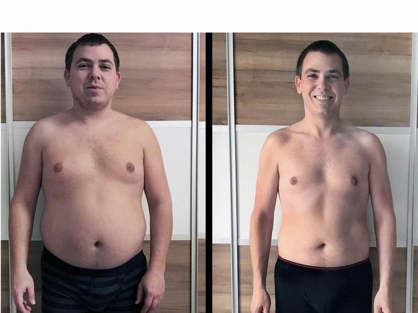 Aleš zhubl s VERO diet