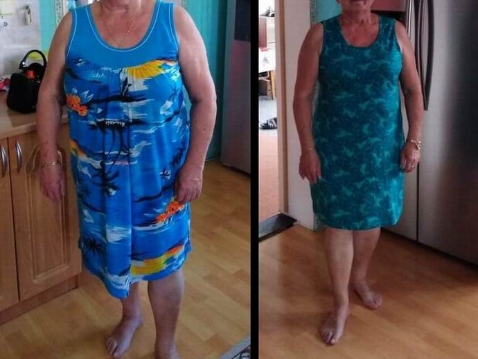 Zhubnout se dá v každém věku. Marie zhubla s VERO diet!